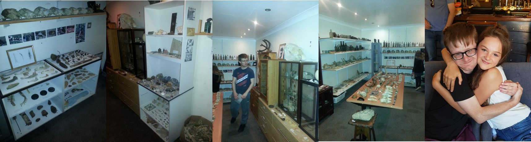 Images of Jack's Museum'